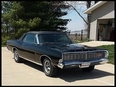 1968 Ford Galaxie Convertible 390 CI, Automatic at Mecum Auctions
