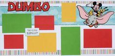 """12""""x12"""" layout kit:  Dumbo"""