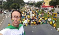::) Um jovem advogado de Guarulhos, importante cidade na Grande São Paulo, que ganhou notoriedade nas redes sociais por pedir a prisão de Lula da Silva por