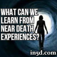 The most compelling evidence toward the possibility of life after death comes from testimonials of thousands of people who have had Near Death Experiences (NDE's) and return to share their stories with the world. Is there a parallel with NDE's and what we understand will be ascension in this lifetime?