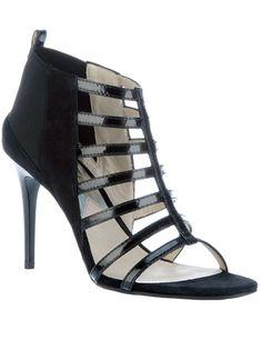 0404e6d50216 Michael Michael Kors - Jessie cage sandal 1 Michael Kors Boots