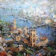 Over London by Mark Lague in the FASO Daily Art Show http://dailyartshow.faso.com/20150508/1752836