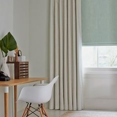 Hillarys and house beautiful collection islita ice white roman see our roman blinds curtains and painted shutters all designed in collaboration with house beautiful magazine request an in home appointment solutioingenieria Images