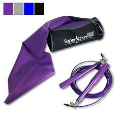 All new limited edition jump rope and resistance band set...just in time for Christmas.