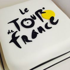 Le Tour de France Cake by Cake Company