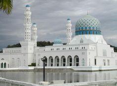 Las Mezquitas más Bellas del Mundo  arte  arquitectura  religión