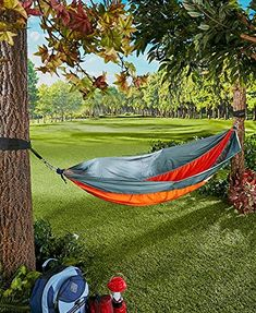 Take this Parachute Hammock or Hammock Tree Straps on your next camping trip or outdoor adventure. Made of polyester, the Parachute Hammock x is both light Best Dad Gifts, Gifts For Dad, Hammock Tree Straps, Fathers Day Presents, Lakeside Collection, Pool Decks, Unique Furniture, Summer Fun