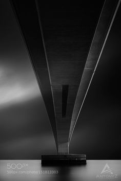 Bridge Across by antonyz #architecture #building #architexture #city #buildings #skyscraper #urban #design #minimal #cities #town #street #art #arts #architecturelovers #abstract #photooftheday #amazing #picoftheday