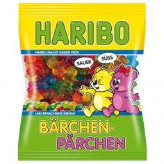 Fabulous Haribo B rchen P rchen S saure Fruchtgummi P rchen in unterschiedlichen Geschmackskombinationen Ohne