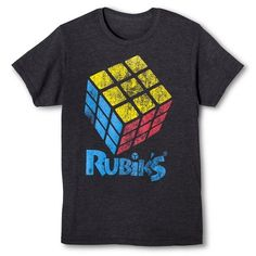 56e2cdfde Awesome vintage Rubik s tee at Target US Cube