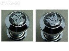 Car Metal Cigarette Lighter Plug Adapter Transformers Autobot Decepticon Carbon   eBay