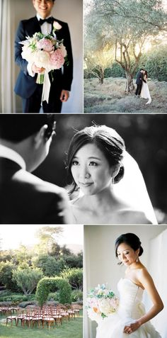 Classic Jose Villa Photography ~ Classic Lavender Fields at San Ysidro Ranch ~ Lovely Bride & Groom!  josevillaphoto.com, event design &  production by joydevivre.net, floral design by http://florettedesigns.com via http://stylemepretty.com/2012/04/26/san-ysidro-ranch-wedding-by-jose-villa-photography-joy-de-vivre-part-i/