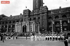 Presidential palace of Taipei.