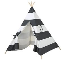 Steegic Kids Play Indian Teepee Tent - Black and White St... https://www.amazon.com/dp/B01D9PCQI6/ref=cm_sw_r_pi_dp_x_EPpKybHQZXF1F