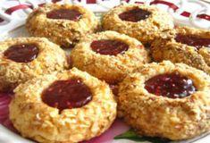 Песочное печенье «Напёрсток» для приятного чаепития