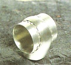 [Ganoksin] Jewelry Making - Project - Hollow Ring