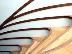 "Sculptural Stair ""Sensualscaping"""