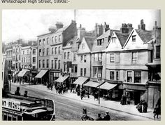 Jack the Ripper Photo Archive - Whitechapel. Uk History, London History, British History, Local History, History Facts, Victorian London, Vintage London, Old London, Old Pictures