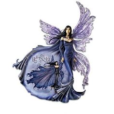 amy brown fairy art   Amy Brown Fantasy Fairy Art Sculpture Wall Decor Collection: Realm Of ...