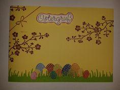 ... Easter-Card II ...