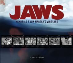 JAWS: Memories from Martha's Vinyard. The DADDY of all books about the making of JAWS. Loads of first hand accounts.