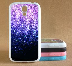 Glitter Samsung s3 case Samsung s4 case by Xiaoyancasejewelry, $6.99