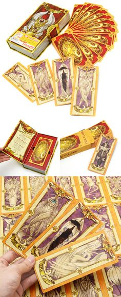 Nice Anime Cardcaptor Sakura Cosplay Props Clow Tarot Card Round Carpet Rug Party Accessory Can Be Repeatedly Remolded. Costumes & Accessories Costume Props