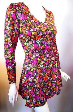 70s dress mini dress vintage dress