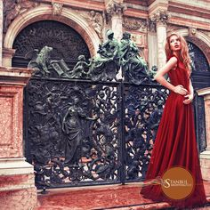 Marsala is the color of the year, and it's perfect combination with the beautiful city İstanbul! #istshopfest