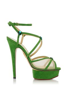 Charlotte Olympia Heels   Charlotte Olympia Fall 2012 shoes