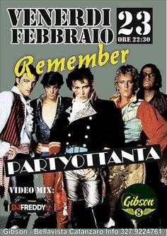 RememberParty80's VideoMix Freddy Dj