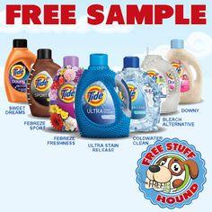 Free Tide Laundry Detergent Sample Free Tide Tide Laundry Detergent Free Samples