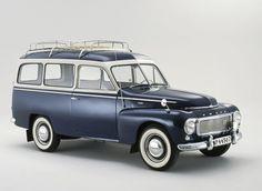 Volvo Duett - vacker svensk industridesign