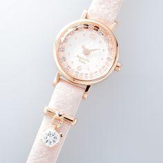 Samantha Tiara チャーム付きウォッチ(革ベルト) / Wrist Watch with a Charm on ShopStyle