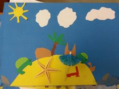 Insel Flag, Country, Logos, Art, Island, School, Creative, Art Background, Rural Area