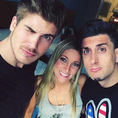 Shot some fun vids with these pranksters!  - joeygraceffa's photo on Instagram - Pixsta PC App