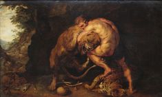 d-Infinity Plays 'In the Footsteps of Hercules' (D&D 5E) | d-Infinity Peter Paul Rubens, 12 Labors Of Hercules, Nemean Lion, Classical Mythology, Legends And Myths, Baroque Art, Famous Monsters, Oil Painting Reproductions, Online Painting