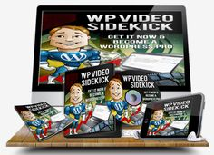 WP Video Sidekick – TOP Step by Step Video Course to Build Your Online Empire and Leads The Traffic