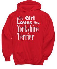 Yorkshire Terrier - Hoodie