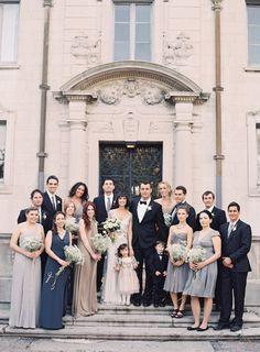 Alder Manor Vintage Wedding   Jenny Packham Wedding Dress