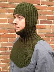 My boyfriend wants me to knit him a balaclava, so he can wear it at WW1 re-enactment. He's allergic to wool, so I'll be making it of acrylic yarn. The gauge is: 3 rows = 1 cm. The patt... More