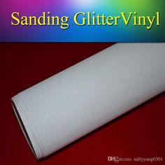 1.52x30m5x98FT White Brilliant Diamond Vinil Glitter Sparkle Decal Vinyl Foile for Vehicle Wrapping Air Bubble Free Online with $256.55/Meter on Sallyyang0301's Store   DHgate.com