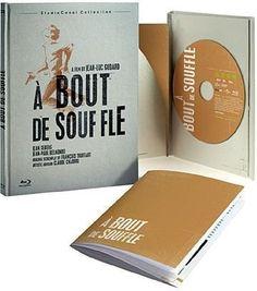 Breathless (Aka: A Bout de Souffle) one of my favorite films