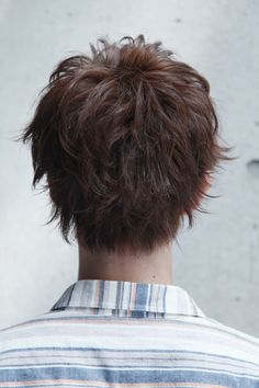 Cool style feel the roundness and strength | Harajuku Beauty MINX harajuku of men's hair style | Rasysa and (Rashi)
