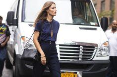 Street Style: New York Fashion Week Spring 2016