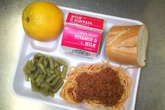 I'm skeptical about these new school lunch guidelines. Sure the photo in the article shows fresh fruit and vegetables and what I can only guess is whole ...