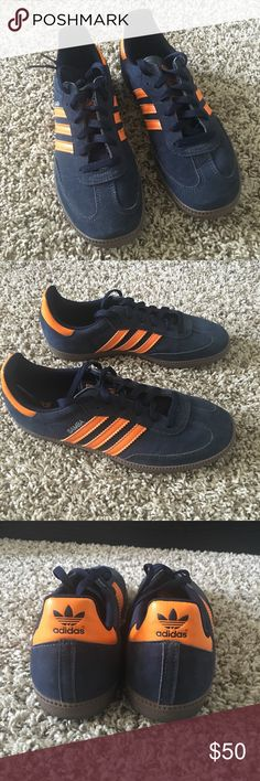 new concept fb98c 69633 Adidas Samba Never worn Adidas Samba Shoes Sneakers Samba Shoes, Adidas  Samba, Shop My