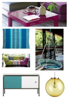 Really inspired by this color palate - shake up the neutrals!
