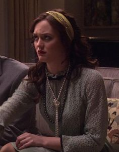 1x7 Victor, Victrola - Blair Waldorf (Marc by Marc Jacobs Spring 2007 RTW Dress).
