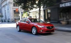 2016 Mazda 6 Premieres with Fancy New Cabin and Subtly Tailored Body - Photo Gallery of All from Car and Driver - Car Images - CARandDRIVER Mazda 6 Sedan, Mid Size Car, Mazda Cars, Best Ab Workout, Best Abs, Gasoline Engine, Sports Sedan, Car Images, Six Packs